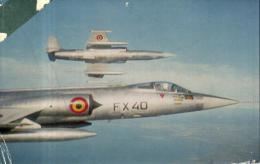 "81003 - Force Aerienne Belge    Lockheed F- 104G   ""  Starfighter "" - 1946-....: Moderne"