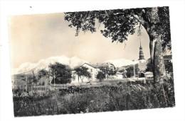 6897 - 74 - COMBLOUX : L'église Et Le Mont Blanc - Combloux