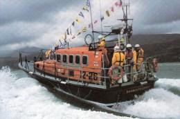 Postcard - Barmouth Lifeboat, Gwynedd. A - Otros