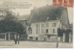 27, Eure, Le NEUBOURG,  Le Vieux  Chateau, Animations, Scan Recto-Verso - Le Neubourg