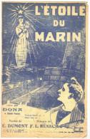 """Partition Ancienne """"l'Etoile Du Marin"""" - Partitions Musicales Anciennes"""