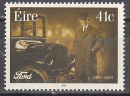 Ireland    Scott No  1475     Mnh     Year  2003 - Nuovi