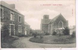 BEAUCHAMPS . Abside De L'Eglise . - Other Municipalities