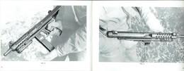"""Catalogue Broché 1965 Mitraillette SUBMACHINE GUN """"STAR"""" BONIFACIO ECHEVERRIA EIBAR-Description, Fonctionnement,démontag - Armes Neutralisées"""