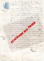 87 - PIERRE BUFFIERE - SAINT HILAIRE BONNEVAL- 1877- MAXIMIN DUCLOUZEAU HUISSIER- LEON PINCHAUD MAITRE MACON - Manuscrits