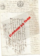 87 - SAINT PRIEST TAURION - MARTIAL J-B BOURDEAU DE JUILLAC ET JEAN VICTOR CORRET-MOULIN PAPIER-1877 - Manuscrits