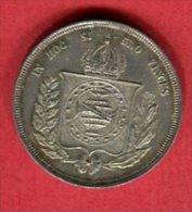 500 REIS 1858  TTB 25 - Brésil