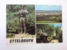 Luxembourg  - ETTELBRUCK  - US General   Patton   D118766 - Ettelbruck