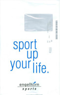 BRD Mannheim Privatpost 2011 Mogenpost Engelhorn Sports Sport Up Your Life Sportmodehaus - Textil
