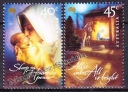 Australie - Australia 2000 Yvert 1899-1900, Christmas - MNH - 2000-09 Elizabeth II