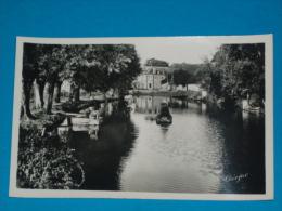 36) Vatan N° 3.049 - Le Grand Gué ( Pécheur à La Ligne ) - Carte Photo -  Année - EDIT- Corneille - France