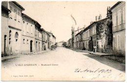 32 - Gers / L'ISLE-JOURDAIN -- Boulevard Carnot. - France