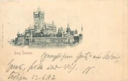 ALLEMAGNE - Burg COCHEM - Cochem