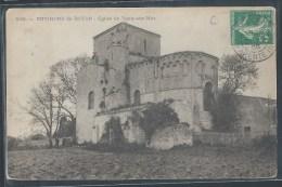 - CPA 17 - Vaux-sur-Mer, L'église - Vaux-sur-Mer