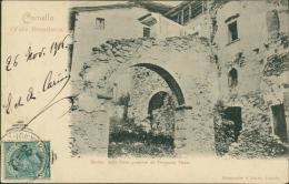 ITALIE CORNELLO / Rovine Della Casa Paterna Di Torquato Tasso / - Autres Villes