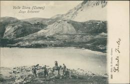 ITALIE CUNEO / Valle Stura Lago Roburent / - Cuneo