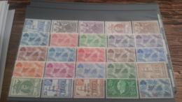 LOT 225319 TIMBRE DE COLONIE COTE SOMALIS NEUF* FEUILLE