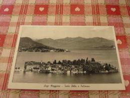 Lago Maggiore - Isola Bella E Pallanza Italy - Unclassified