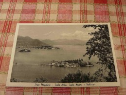 Lago Maggiore - Isola Bella, Isola Madre E Pallanza Italy - Unclassified