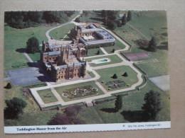 37755 PC: GLOUCESTERSHIRE: Toddington Manor From The Air.    (c) Mrs Pat Jones, Toddington W.I. - England