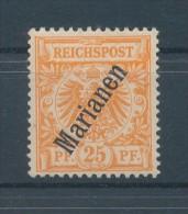 1900. Deutsche Kolonien - Marianen :) - Colonie: Mariannes