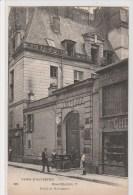 PARIS (3ème Arrondissement) - Hôtel De Brévannes - Rue Charlot - Animée - Cafés, Hotels, Restaurants