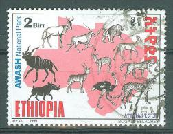 °°° LOT ETIOPIA - Y&T N°1505 - 1999 °°° - Ethiopia