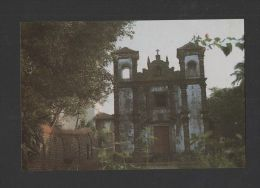 Pc 70s OLD GOA Ex PORTUGUESE INDIA ST. CATHERINE CHAPEL PORTUGAL ARCHITECTURE Z1 - India