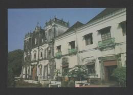 Pc 70s OLD GOA Ex PORTUGUESE INDIA ST. JOHN CONVENT PORTUGAL ARCHITECTURE Z1 - India