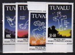 Tuvalu N° 579 / 582  ** - Tuvalu