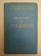 Guides Illustrés MICHELIN Des Champs De Bataille - Les Batailles De PICARDIE  - 1920 - Michelin (guides)