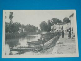 79) Coulon - N° 11 - Le Port   - Année1915  - EDIT- Ménard - Coulonges-sur-l'Autize