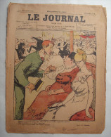 LE JOURNAL POUR TOUS: N°39. 28 SEPTEMBRE 1905. - Zeitungen