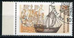 BRD - Mi 2558 - OO Gestempelt (E) - 70C           650 Jahre Hanse - [7] République Fédérale