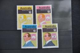 O 183  ++ AUSTRALIA 1976 STAMP WEEK ++ MNH - NEUF - POSTFRIS - 1980-89 Elizabeth II