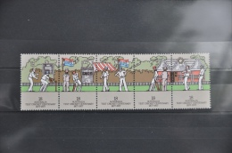 O 187  ++ AUSTRALIA 1977 CRICKET ++ MNH - NEUF - POSTFRIS - 1980-89 Elizabeth II