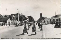 CPA - CATONOU - L'EGLISE    - EDITIONS R. ROUINVY - Dahomey