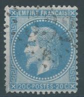 Lot N°26931  N°29, Oblit GC 532 BORDEAUX (32) - 1863-1870 Napoleon III With Laurels