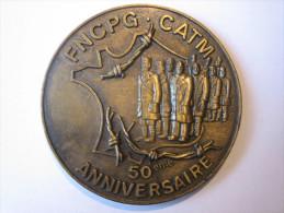 Medaille FNCPG ( prisonniers de guerre )