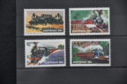 O 198  ++ AUSTRALIA 1979 TRAIN ++ MNH - NEUF - POSTFRIS - 1980-89 Elizabeth II