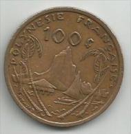 French Polynesia 100 Francs 2001. - Polynésie Française