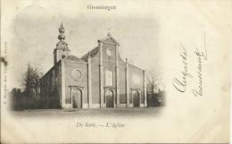 Grembergen - De kerk - L'�glise.