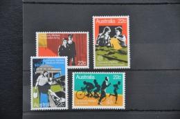 O 205  ++ AUSTRALIA 1980 WELFARE ++ MNH - NEUF - POSTFRIS - 1980-89 Elizabeth II