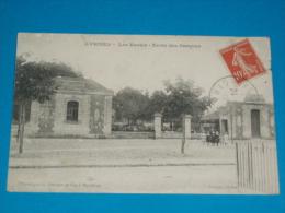 33) Eysines - Les écoles - école Des Garçons - Année1912  - EDIT- Delsol - France