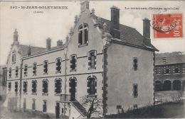 CPA 42 ST Jean De Soleymieux - Saint Jean Soleymieux
