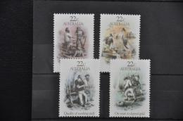 O 212 ++ AUSTRALIA 1981 GOLDRUSH ++ MNH - NEUF - POSTFRIS - 1980-89 Elizabeth II