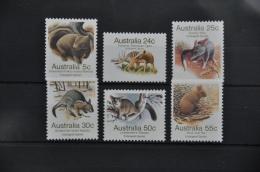 O 213 ++ AUSTRALIA 1981 ANIMALS ++ MNH - NEUF - POSTFRIS - 1980-89 Elizabeth II