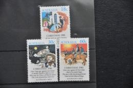 O 215 ++ AUSTRALIA 1981 CHRISTMAS ++ MNH - NEUF - POSTFRIS - 1980-89 Elizabeth II