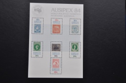 M1-81 ++ AUSTRALIA 1984 AUSISPEX  ++ MNH - NEUF - POSTFRIS - 1980-89 Elizabeth II