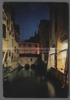T5465 TREVISO PORTICO SCURO BURANELLI NOTTURNO VG (m) - Treviso
